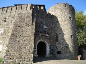die Festung von Goricia im Friaul