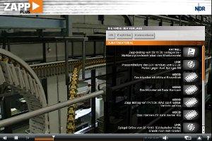 ZAP online mit interaktiven Features